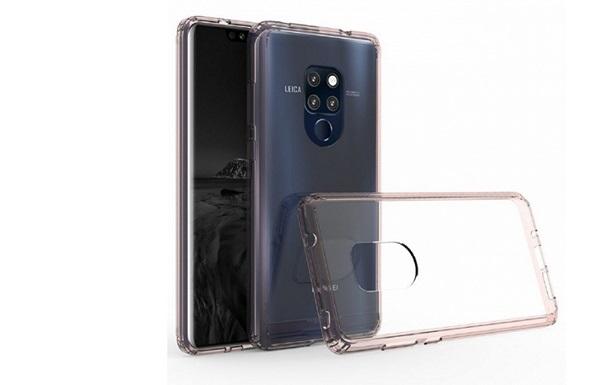 Появились официальные изображения нового флагмана Huawei Mate 20