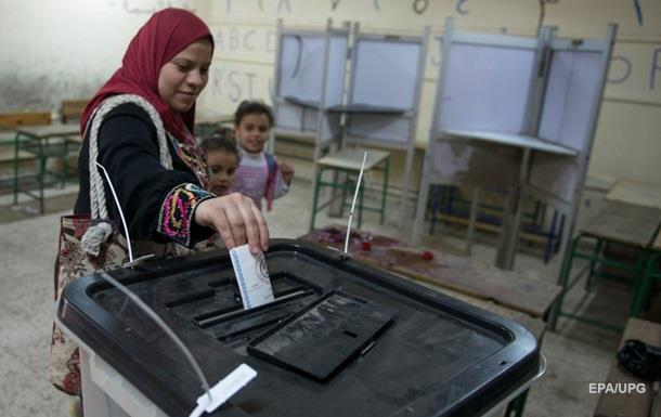 Мільйони єгиптян заплатять штраф за неявку на вибори