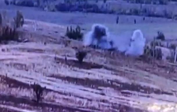 Украинская армия заняла новые позиции наДонбассе