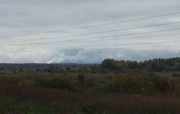 Вибухи боєприпасів викликали в Ічні чотири пожежі