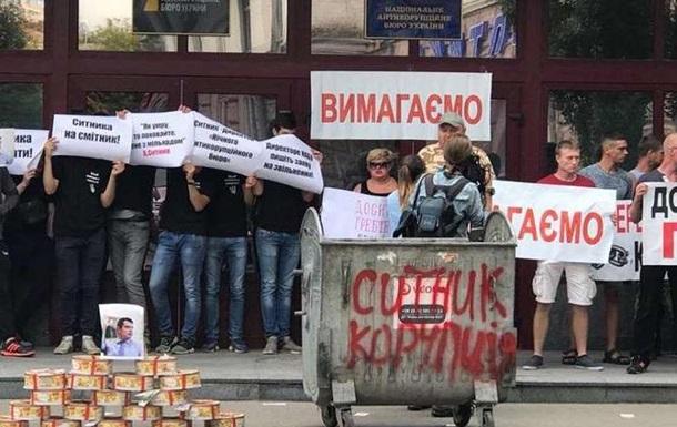 Директор НАБУ Артем Ситник не зміг подати на Павла Демчину до суду