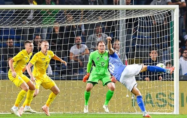 Італія Україна дивитися онлайн матч