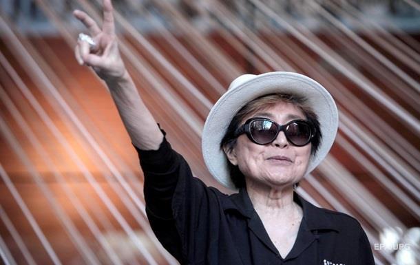 Вдова Джона Леннона випустила кавер-версію на пісню Imagine