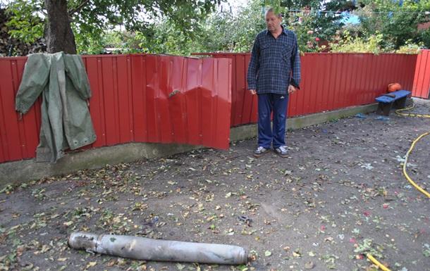 Взрывы на складах в Украине