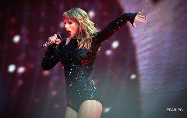 Певицу Тейлор Свифт признали артисткой года