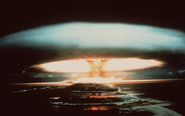 На Францію подали до суду через ядерні випробування в Тихому океані