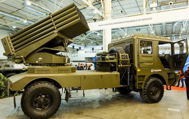 Заміна Градам. Нові українські зброя і техніка