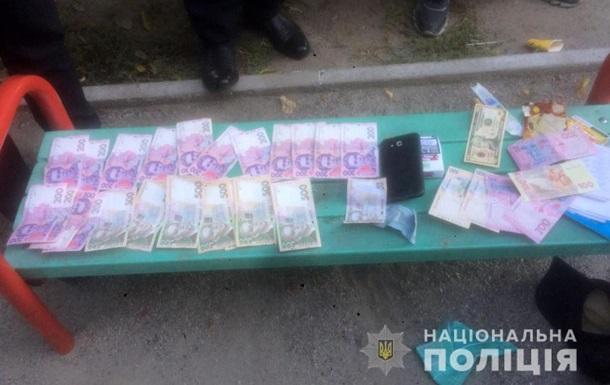 В Запорожье задержали группу фальшивомонетчиков