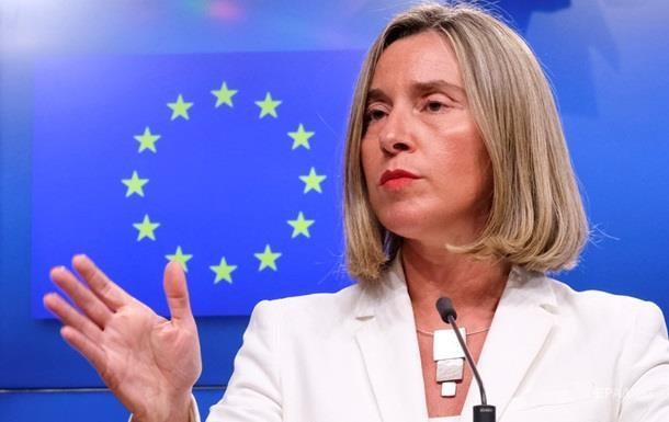 Без Евросоюза мир бы рухнул − Могерини