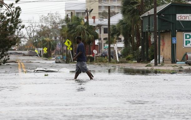 У США з явилася перша жертва урагану Майкл