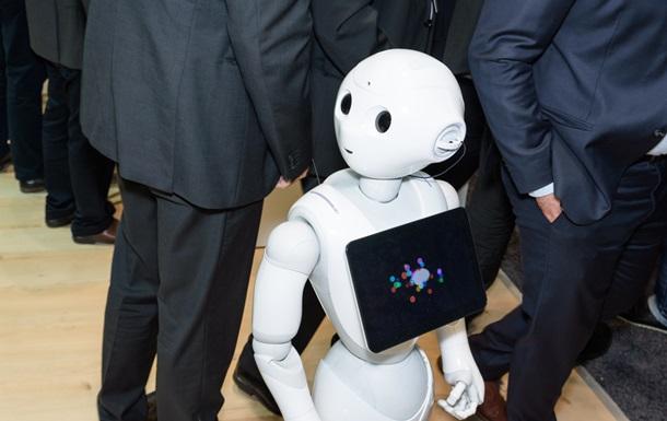 Уперше в британському парламенті виступить робот