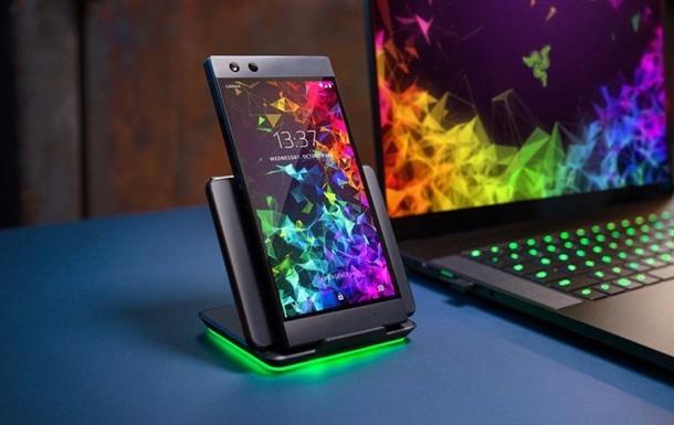 Презентовано потужний ігровий смартфон Razer Phone 2