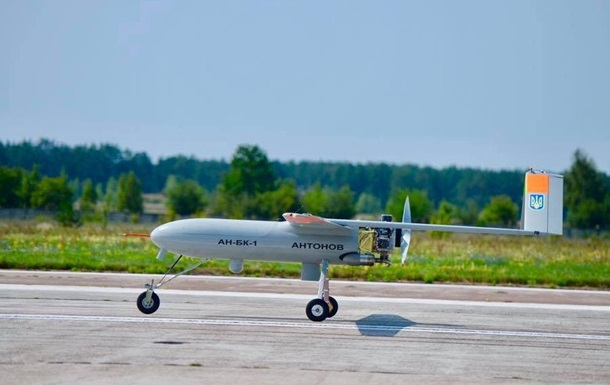 В Украине разрабатывают стратегический ударный дрон