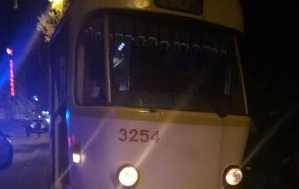 В Одесі трамвай відрізав ногу чоловікові