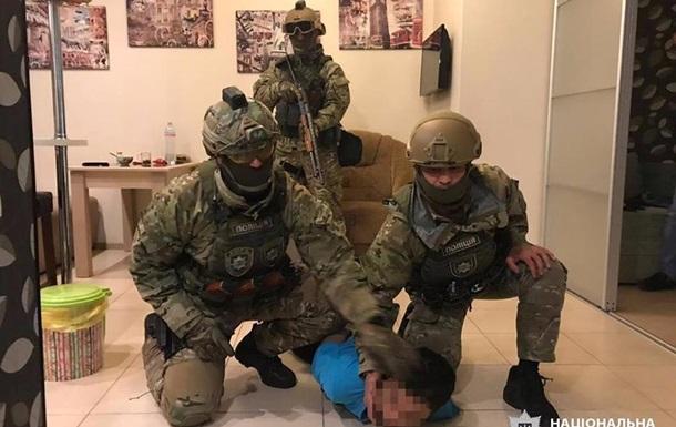 Участник ограбления ломбарда в Киеве задержан в Одессе
