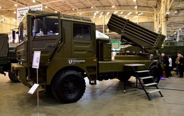 Липовая «модернизация» от «Укроборонпрома» на юбилейной «Оружие и безопасность»