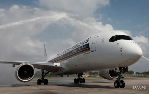 Singapore Airlines выполнила самый длинный вмире авиаперелет