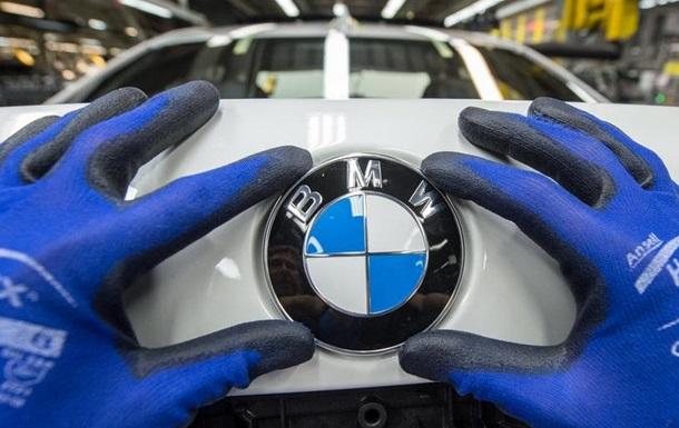 BMW інвестує у спільне підприємство в Китаї 3,6 мільярда євро