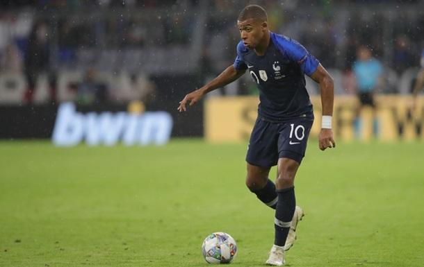 Мбаппе вписал свое имя в историю сборной Франции
