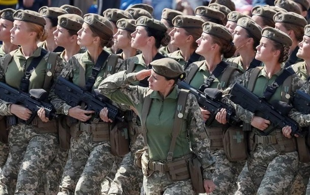Порошенко уравнял права мужчин и женщин в армии