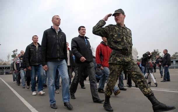 У Києві 80% призовників ухиляються від військової служби
