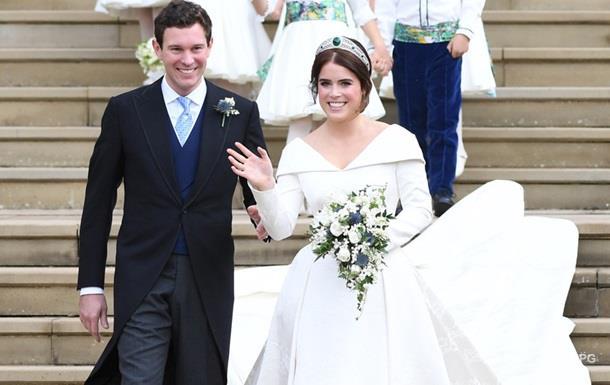 Принцесса Евгения вышла замуж за бывшего официанта