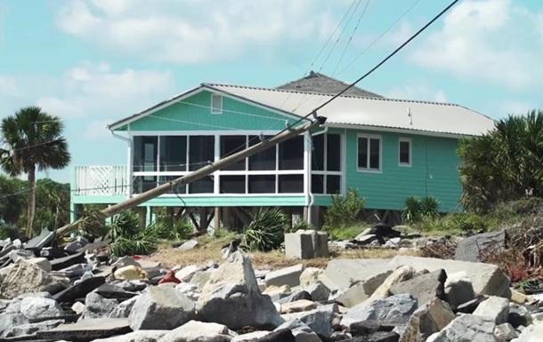 У США зросла кількість жертв тропічного шторму Майкл
