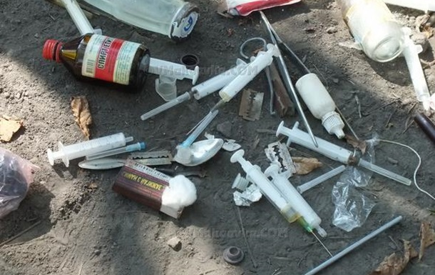 Вот вам и  ЛДНР :  псевдо-страны  наркоманов и слабых умом