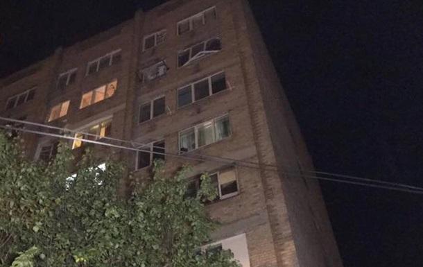 У багатоповерхівці Києва вибухнув побутовий газ