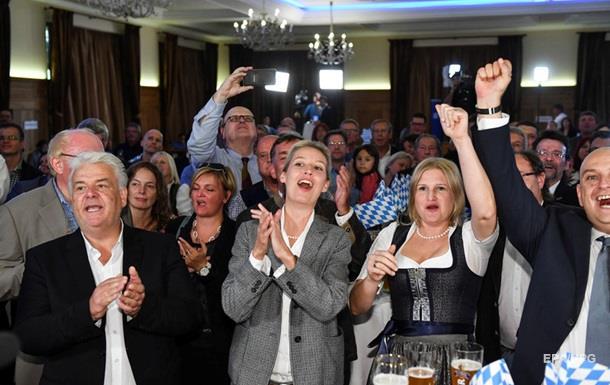 У Німеччині ультраправі пройшли в парламент Баварії