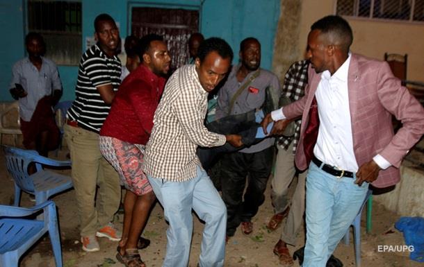 Подвійний теракт у Сомалі забрав життя 20 людей