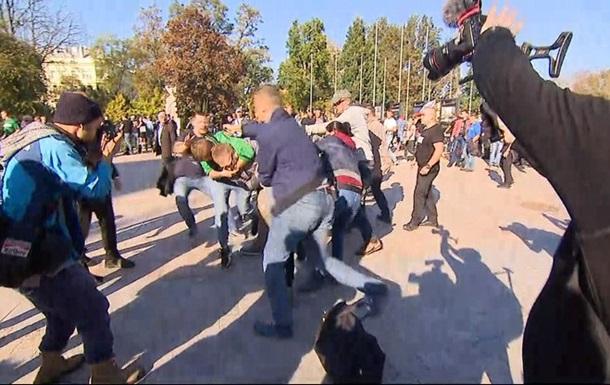 На Марші рівності в Польщі постраждало вісім поліцейських