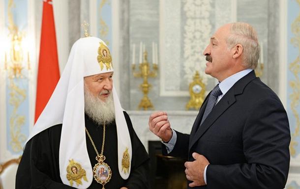 Беларусь против раскола православия - Лукашенко