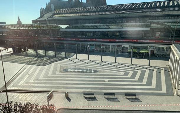 У Кельні поліція затримала підозрюваного в захопленні заручниці на вокзалі