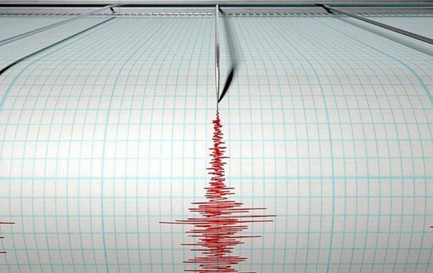 Біля Бердянська стався землетрус