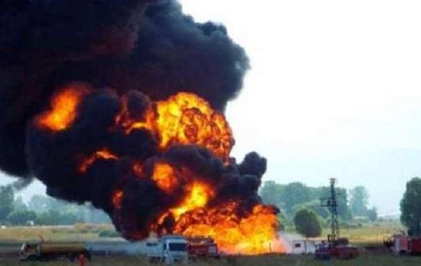 У Нігерії вибухнув нафтопровід: 60 загиблих