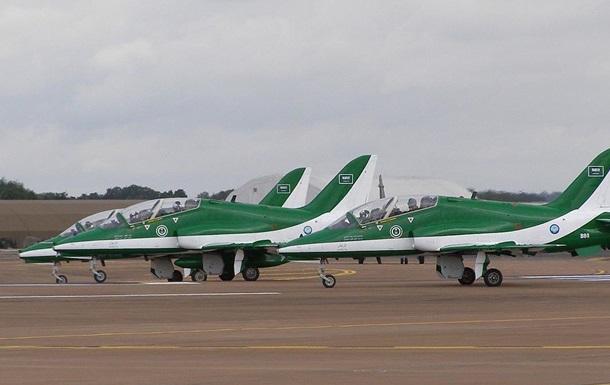 У Саудівській Аравії розбився штурмовик, пілоти загинули