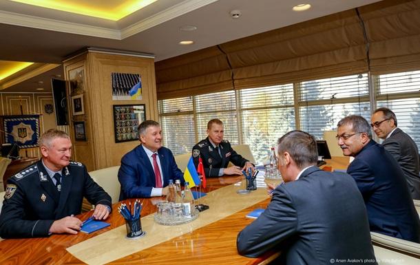 Україна і Туреччина спільно боротимуться з міжнародною злочинністю