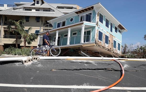 Ураган и наводнения. Природа бушует в Европе и США