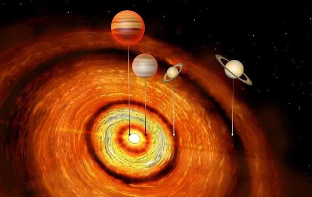 Астрономы нашли аномальные планеты