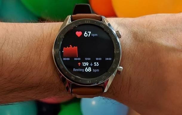 Huawei показала свои  умные  часы Watch GT