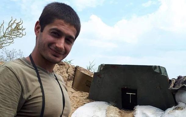 На Донбасі від кулі снайпера загинув боєць із Черкас - ЗМІ