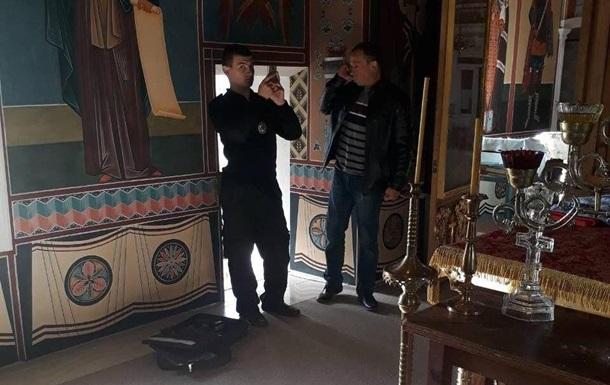 В Одеській області з храму вкрали три старовинні ікони