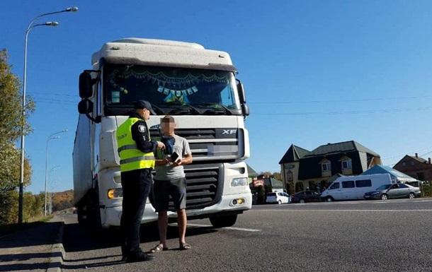 Поліція за день склала 231 адмінпротокол за перевищення швидкості