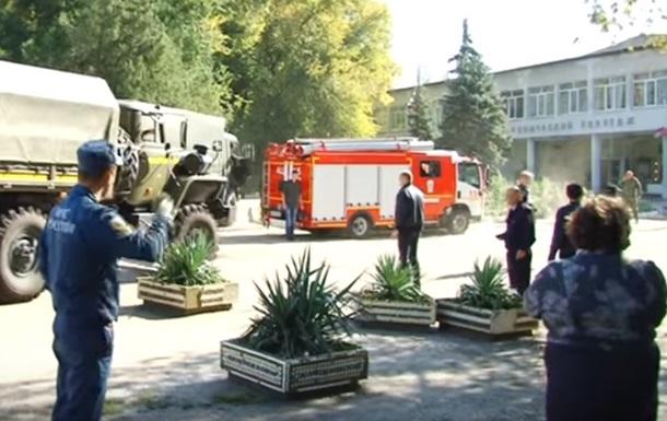 Взрыв в Керчи расследуют как теракт