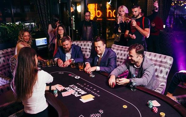 Playboy и PokerMatch провели вечеринку в стиле Лас-Вегаса