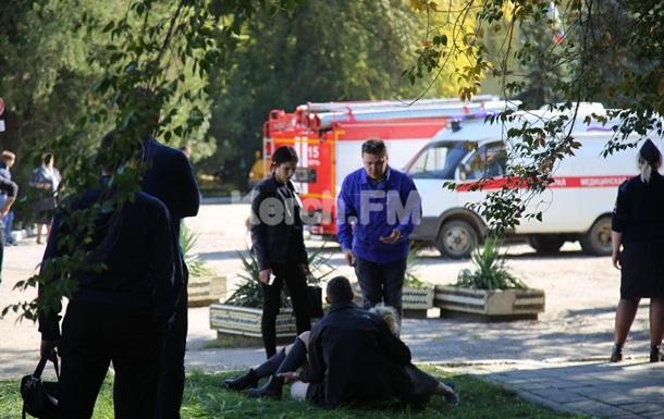 Дело о взрыве в Керчи переквалифицировано