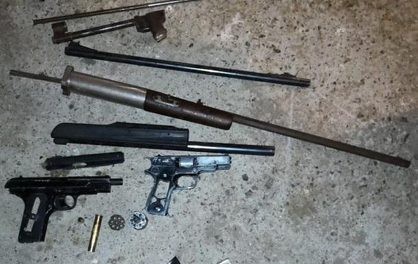 В Одесской области СБУ блокировала незаконный сбыт оружия