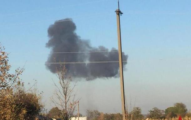 Катастрофа Су-27: знайдено