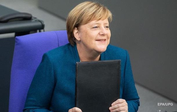 Меркель рассказала о готовности соглашения по Brexit